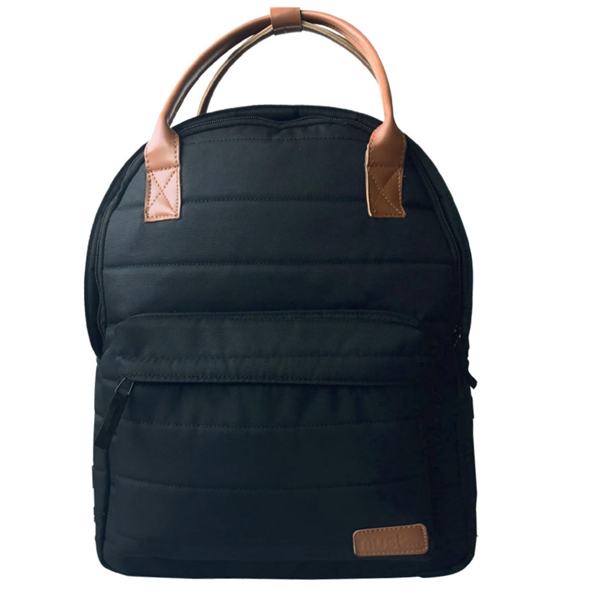 Prestige Black Backpack - Must BackPacks 554c75b4c54