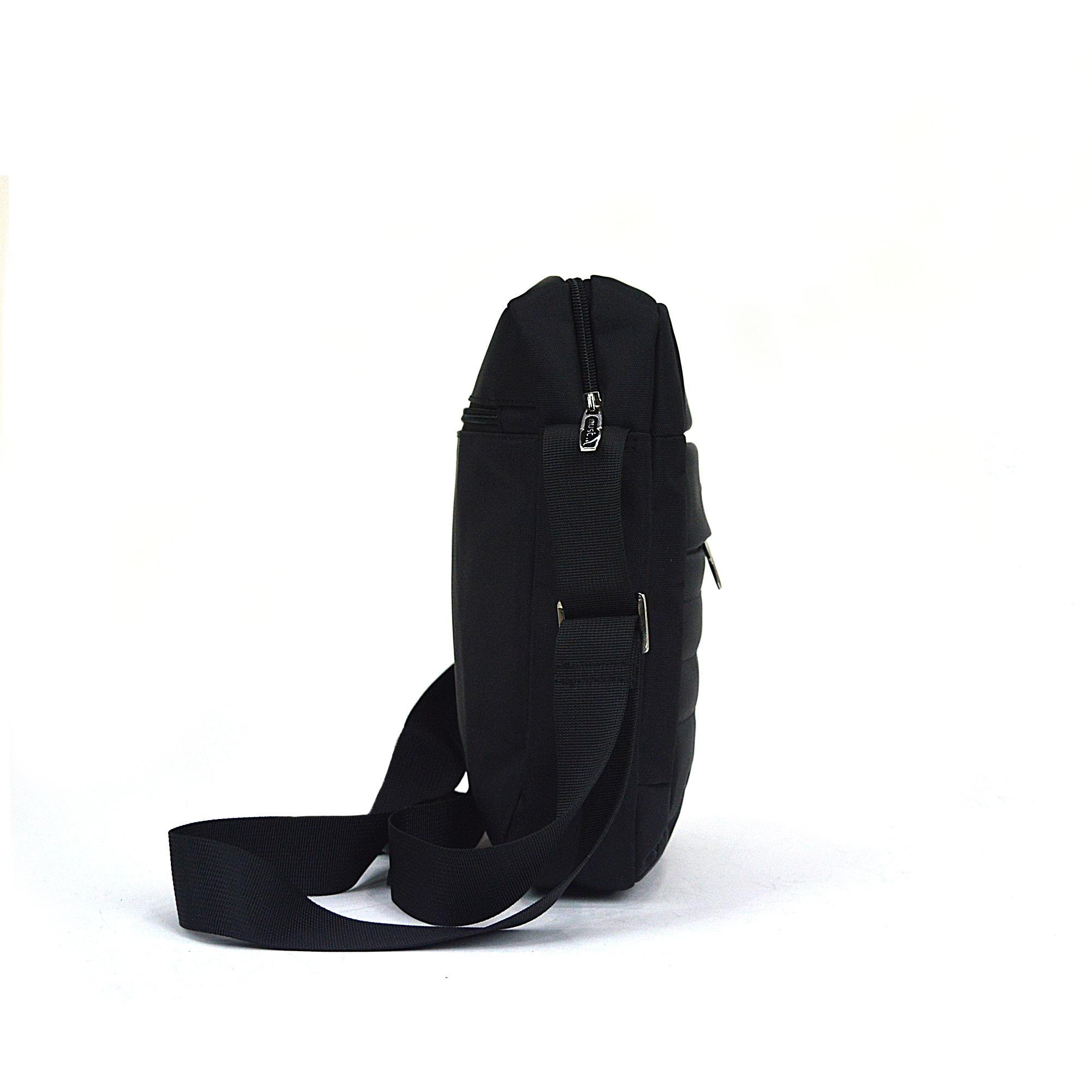 1f1cf70e10 ΤΣΑΝΤΑΚΙ ΩΜΟΥ ZITA 4L ΜΑΥΡΟ - Must BackPacks