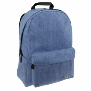 Σχολική τσάντα πλάτης Monochrome Jean